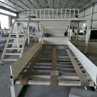 大城科良厂家水泥基保温板设备压制型匀质板切割设备