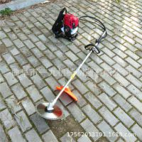 家用動力除草農用多功能打草機松土小型除草機 側掛式兩沖割草機