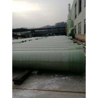 广东纤力玻璃钢管道厂家、长度可定制