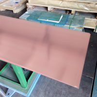 紫铜板T2纯铜板 厚0.8mm 1 1.2 1.4 1.5 2 2.5 3mm红铜片 导电铜板 现货