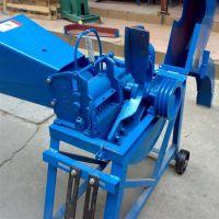 时产1.5吨青贮铡草机 养牛饲料切草机 秸秆切段机卖价格