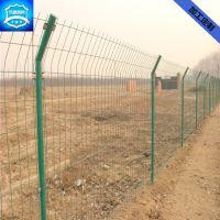 双边丝护栏网 围栏网 养殖双边丝护栏网 铁丝防护隔离网围栏网