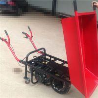 拉货爬坡工地小斗车 独轮的带刹车农用车 奔力YT-DL