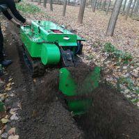 柑橘大棚果园旋耕机 宇晨果园施肥开沟回填机 山区丘陵可用