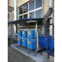 等离子机 高压电厂低温等离子废气净化设备MY-15000废气处理设备