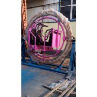 北京同兴伟业直销***新款三维滚环、双人太空环科技馆游乐场游乐设备三维太空环可加工定做
