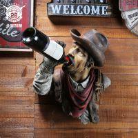 美式创意酒吧墙上人头挂饰 复古酒吧酒店家居墙壁挂饰用品批发