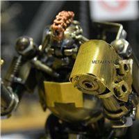 爆款精品机器人 家具装饰 金属诱惑 拳击机器人