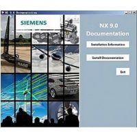 UG NX9.0西门子12450模块Unigraphics模具加工包 正式版软件