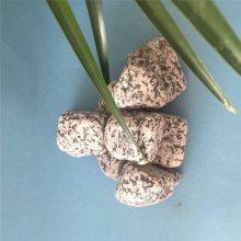 玄光批发灰白点景观鹅卵石 大型园林鹅卵石 洗米石 品质好