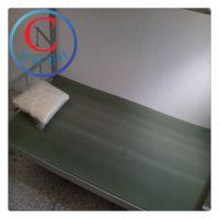 铁架单人床床板 用塑料床板 绿色PVC塑料床 板 PVC胶床 板
