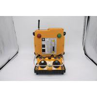 厂家供应德克F24-60Q双梁行车行车摇杆遥控器