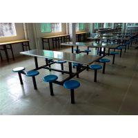 公明学校食堂餐桌工厂员工饭堂餐桌厂家直销