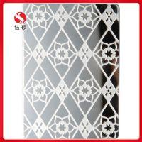 拉丝蚀刻不锈钢电梯板_拉丝茶金不锈钢板
