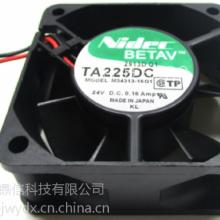 NIDEC TA225DC M34313-16G1 DC24V 0.16A 2线 变频器散热风扇