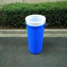 重庆合川区可加厚定制M-500l食品级pe塑料圆桶酵素桶力佑供应