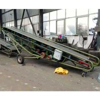 通州区各种皮带输送机 爬坡升降输送机