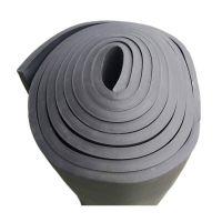 生产销售阻燃橡塑海绵隔音板 发泡橡塑保温板 屋顶保温橡塑吸音板