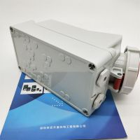 实物德国MENNEKES/曼奈柯斯插座TYP5457A/32A专用冷藏箱3H大量有现货