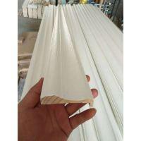广州L型实木免漆包覆PVC门套线同色生态板颜色齐全