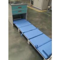宏宝智能床头柜|简单伸缩床头柜规格|金属医用陪护床功能
