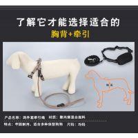 狗狗腰带牵引带宠物用品中小型犬手握牵引带安全卡扣