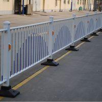 锌钢道路护栏机动车非机动车道安全隔离护栏市政交通隔离护栏直供