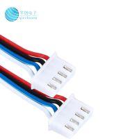 琴创供应1007电子线加工ph8p-4p2.0端子连接线束 插头连接线 汽车线束加工定制