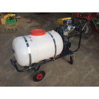 多容量推车式打药机 雾化均匀的高压喷雾器