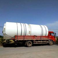 工业废液收集桶 废水回收储存罐 15吨塑料水箱聚乙烯pe防腐储罐