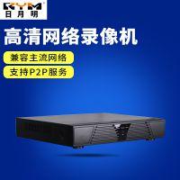 网络摄像头存储设备硬盘录像机 安防监控存储器NVR4路8路16路