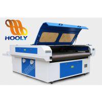 厂家直销 大幅面 大功率布料 HL-1610MT自动送料激光切割机