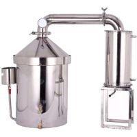 新款玉米酒酿酒设备厂家 过滤白酒的机子 家用蒸酒机型号
