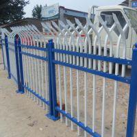 沈阳铁艺护栏 组装锌钢护栏 工厂围墙栏杆