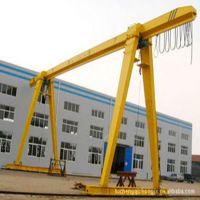 山东亨展制造电动单梁门式起重机10吨小型电动花架龙门吊5吨价格