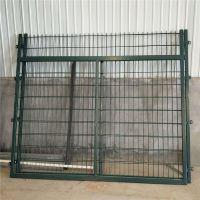 高铁防护栅栏_8001/8002铁路护栏网_防护栅栏厂家