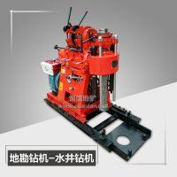 GK-200型 新式液压给进 地质勘察取样 岩芯钻机设备 生产厂家直销
