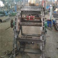 海南不锈钢链板输送机 新品板式给料机