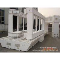 全国供应大型机床铸件、数控龙门铣床 磨床厂家直供 卧式铣床底座