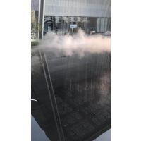 直销广东佛山金科地产售楼部水池景观造雾设备