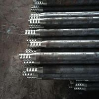 山东飞腾批发各种规格高炉开口钻杆厂家直销定制生产质优价廉