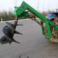 植树挖坑机 多功能植树挖坑机 新款种树钻坑机打眼机