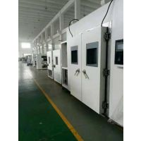 小型VOC释放量气候箱产品描述 本设备是我公司根据最新的ASTM E1333-96(2002)甲醛