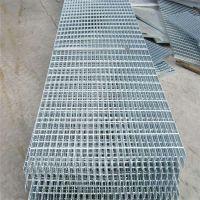 防滑平台钢格板 热镀锌303格栅 钢格栅板厂家