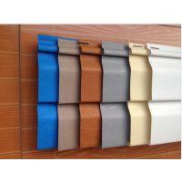 PVC外墙挂板新型防水板材高性价新型装饰板