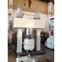 西安动力混合搅拌机 电子混炼胶生产设备 邦德仕化工生产机械 不锈钢混合搅拌桶 定制设备200L