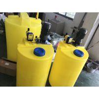 160L塑料水桶 防腐蚀垃圾桶 耐用环保水箱