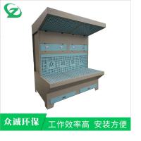 工业除尘吸尘设备 打磨除尘工作台 脉冲打磨除尘工作台 金属打磨工作台