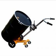 油桶运输搬运车 铁桶移动工具 塑料桶搬运设备