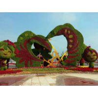 雕塑造型现货小品 厂家生产出售 绿雕造型小品工艺品